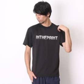 インザペイント IN THE PAINT バスケットボールTシャツ Tシャツ ITP15420 ブラック (ブラック)
