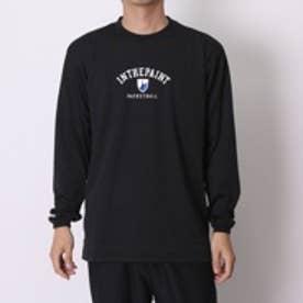 インザペイント IN THE PAINT ユニセックスバスケットボールTシャツ ITP15373 IP ITP15373  LS  (ブラック)