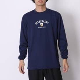 インザペイント IN THE PAINT ユニセックスバスケットボールTシャツ ITP15373 IP ITP15373  LS  (ネイビー)