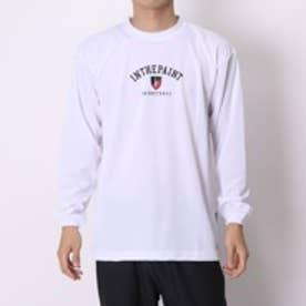 インザペイント IN THE PAINT ユニセックスバスケットボールTシャツ ITP15373 IP ITP15373  LS  (ホワイト)