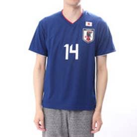 ジェイエフエー JFA サッカー フットサル ライセンスシャツ プレーヤーズTシャツ (乾貴士) O-059