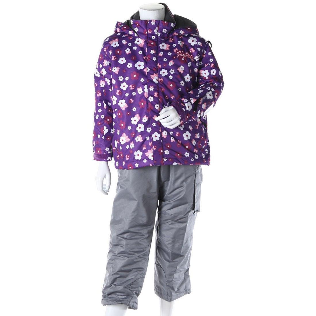 ロコンド 靴とファッションの通販サイトジョイライドJOYRIDEジュニアスキーウェア上下セットトドラースキーウェアーJOT-5320