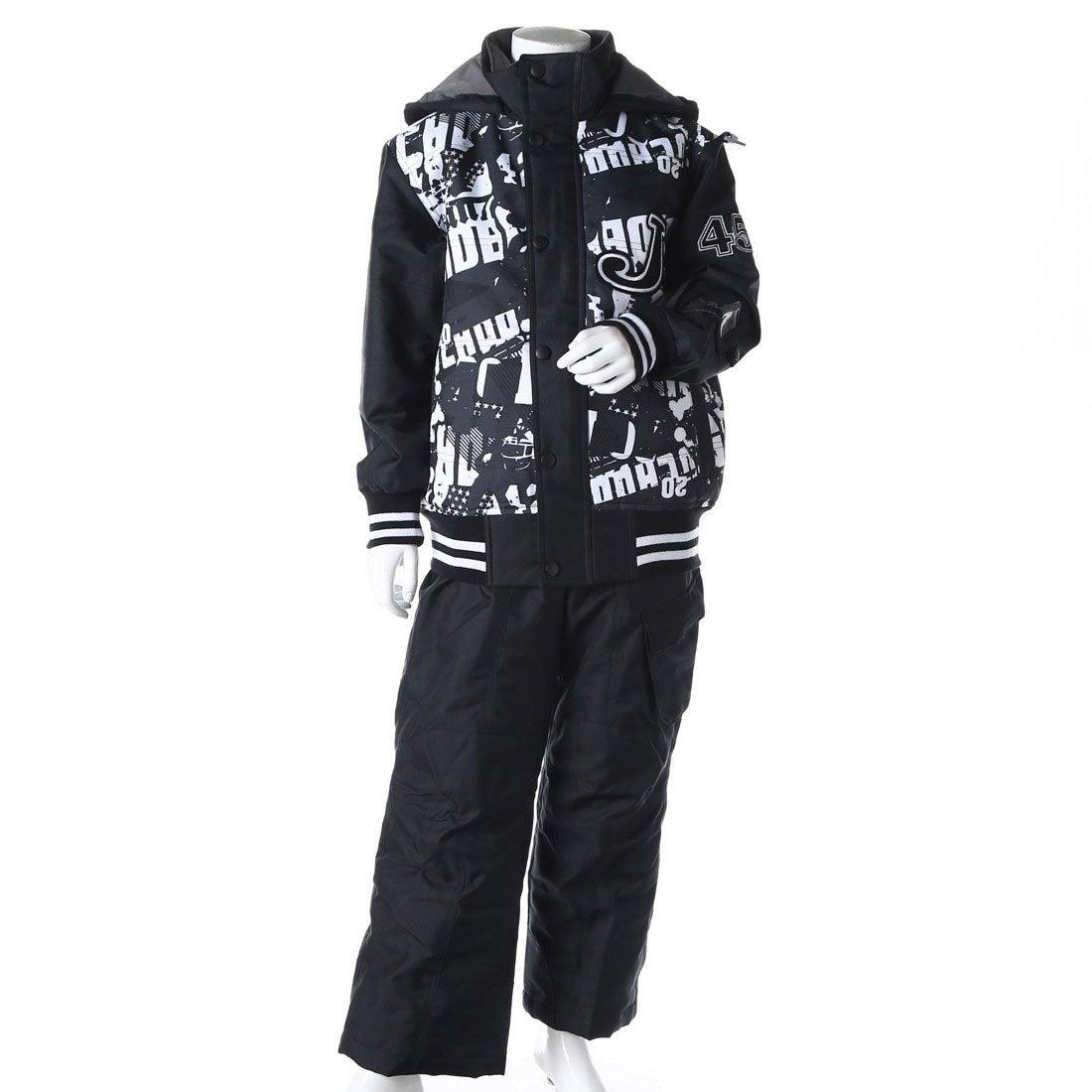 ロコンド 靴とファッションの通販サイトジョイライドJOYRIDEジュニアスキーウェア上下セットボーイズスキーウェアーJOB-3301