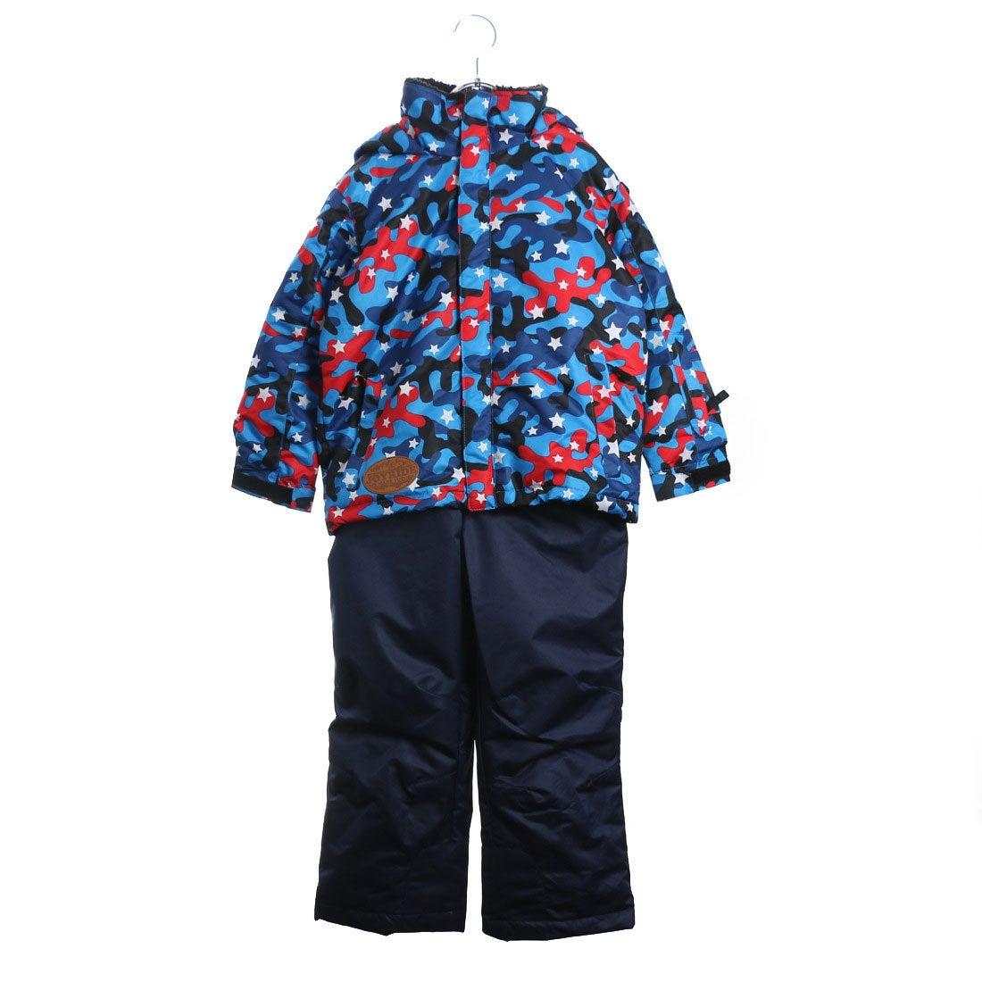 ロコンド 靴とファッションの通販サイトジョイライドJOYRIDEジュニアスキーウェア上下セットトドラースキーウェアJOT-5337