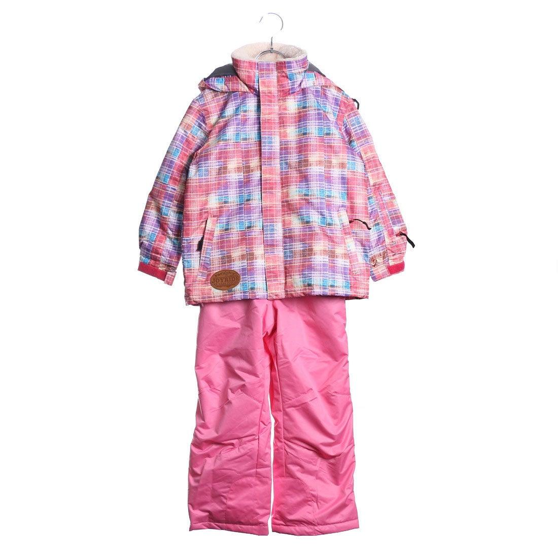 ロコンド 靴とファッションの通販サイトジョイライドJOYRIDEジュニアスキーウェア上下セットトドラースキーウェアJOT-5340