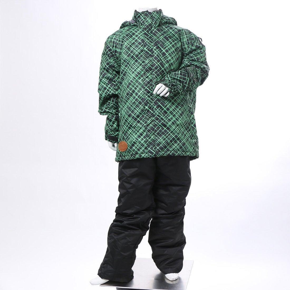 ロコンド 靴とファッションの通販サイトジョイライドJOYRIDEジュニアスキーウェア上下セットボーイズスキーウェアJOB-3334