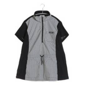 コルウィン Kolwin ゴルフシャツ  KO-1H2066OP ホワイト (ホワイト×ブラック)