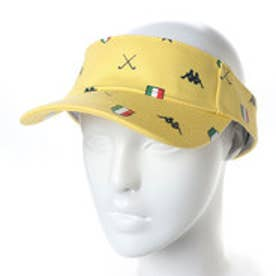カッパ KAPPA レディース ゴルフ サンバイザー サンバイザー(総柄) KG828HW84