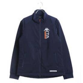 カッパ Kappa メンズ ゴルフ 長袖ウインドブレーカー 中わたジャケット KG752OT43