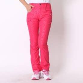 カッパ Kappa ゴルフパンツ スリムストレートパンツ KG562PA63 ピンク (ローズ)