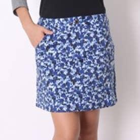 カッパ Kappa ゴルフキュロットスカート カーゴスカート(花柄) KG562SK62 ブルー (ブルー)