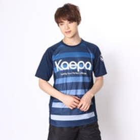 ケイパ kaepa Tシャツ ケイパ ボーダープリントTシャツ KP11253