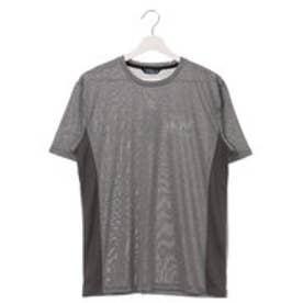 ケイパ kaepa メンズ 半袖機能Tシャツ カチオン杢メッシュTシャツ KP22264A