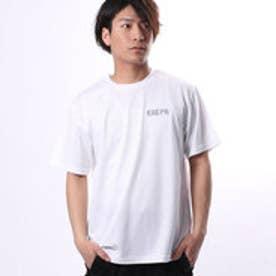 ケイパ kaepa メンズ 半袖機能Tシャツ エンボスプリントTシャツ KP22263A