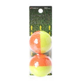 キャスコ kasco ユニセックス ゴルフ 公認球 キラライン KIRALINE オレンジ/イエロー 0003836921