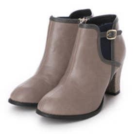 カンサイビス KANSAI BIS ブーツ ショートブーツ KAW-13938 ブラウン 4280 (ブラウン)