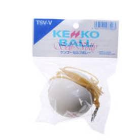 ケンコー KENKO 軟式テニス 練習用ゴム付きボール TSV-V