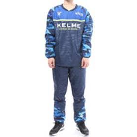 ケレメ KELME サッカー/フットサル ウインド上下セット ピステスーツ KC34550W