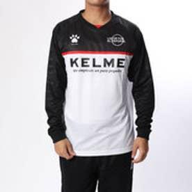 ケレメ KELME サッカー/フットサル 長袖シャツ ロングプラクティスシャツ KA18F651