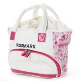 キスマーク kissmark ポーチ  KM-0E205PO (ホワイトP)