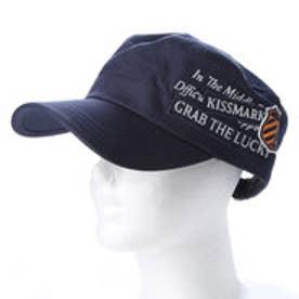キスマーク kissmark ゴルフキャップ  KM-1C026WC ネイビー (ネイビー)
