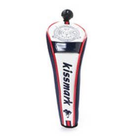 キスマーク kissmark メンズ ゴルフ ヘッドカバー 0255142618