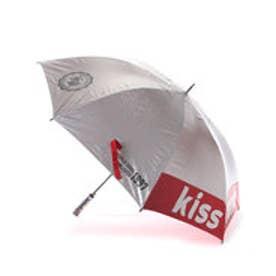 キスマーク kissmark ユニセックス ゴルフ 傘 KMOU415ギンガサJP (他)
