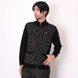 【アウトレット】キスマーク kissmark ゴルフセーター KM-1S205F ブラック (ブラック)