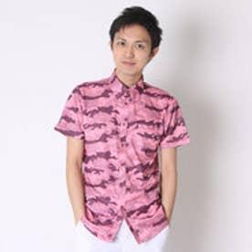【アウトレット】キスマーク kissmark ゴルフシャツ  KM-1H026B ピンク (ピンク)