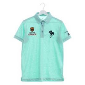 キスマーク kissmark メンズ ゴルフ 半袖シャツ ゴルフ 半袖シャツ KM-1H017P