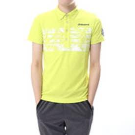 キスマーク kissmark メンズ ゴルフ 半袖シャツ ゆったりサイズ有り KM-1H1038B