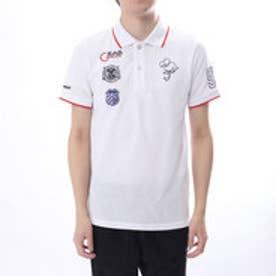 キスマーク kissmark メンズ ゴルフ 半袖シャツ ゆったりサイズ有り KM-1H1008P