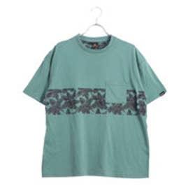 キスマーク kissmark メンズ 半袖 Tシャツ KM-9A058ムネライン