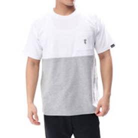キスマーク kissmark メンズ 半袖 Tシャツ KM-9A008ナシジ