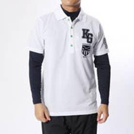 キスマーク kissmark メンズ ゴルフ セットシャツ KM-1L1538RYP