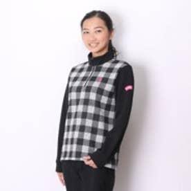 キスマーク kissmark ゴルフシャツ KM-1L2035Z ブラック (ブラックWH)