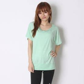キスマーク kissmark Tシャツ  KM-3I456 リブ