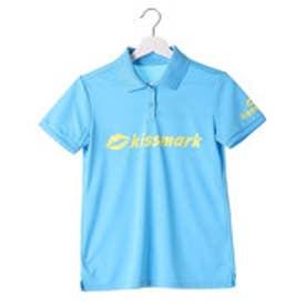 キスマーク kissmark レディース ゴルフ 半袖シャツ KM-1H466P