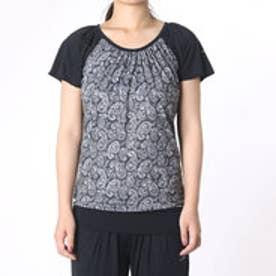 キスマーク kissmark レディース フィットネス 半袖Tシャツ KM-3I636