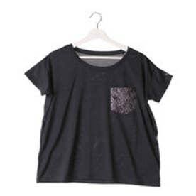 キスマーク kissmark レディース フィットネス 半袖Tシャツ KM-3I616