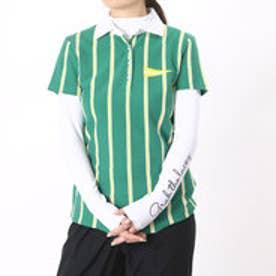 キスマーク kissmark レディース ゴルフ セットシャツ (長袖インナーシャツ&半袖シャツ) KM-1L616RYP