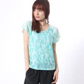キスマーク kissmark レディース 陸上/ランニング 半袖Tシャツ KM-3I507