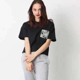 キスマーク kissmark レディース 半袖Tシャツ KM-9A457 POCKET