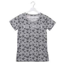 キスマーク kissmark レディース 半袖Tシャツ KM-9A407 HRT
