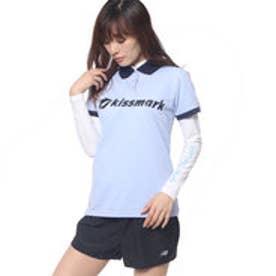 キスマーク kissmark レディース ゴルフ セットシャツ KM-1L617RYP