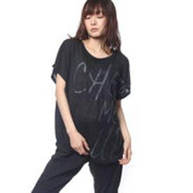 キスマーク kissmark レディース フィットネス 半袖Tシャツ KM-3I637