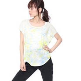 キスマーク kissmark レディース フィットネス 半袖 Tシャツ KM-3I418