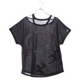キスマーク kissmark レディース フィットネス 半袖 Tシャツ KM-3I408