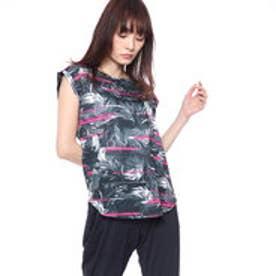 キスマーク kissmark レディース フィットネス 半袖 Tシャツ KM-3I448