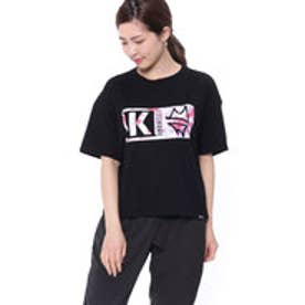 キスマーク kissmark レディース 半袖Tシャツ KM-9A438 Kマーク